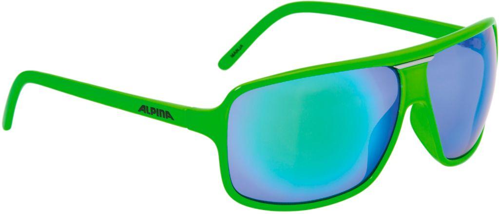 Manja Sonnenbrille in grün