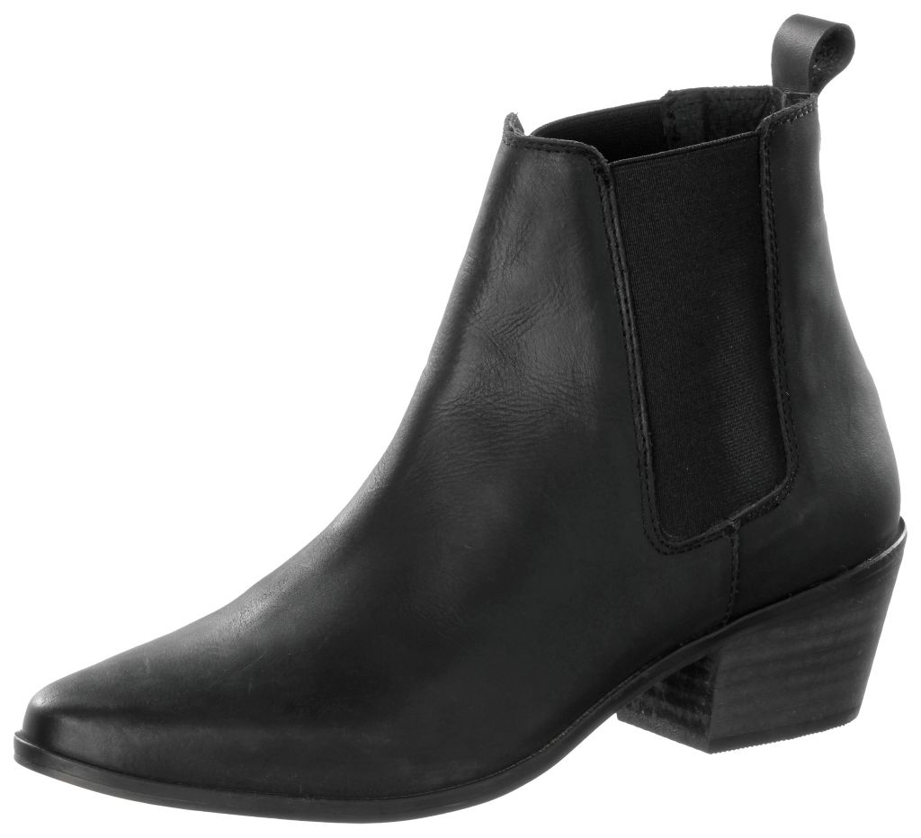 buffalo chelsea boots in schwarz buffalo chelsea boots in. Black Bedroom Furniture Sets. Home Design Ideas