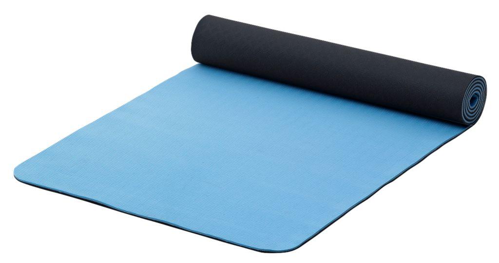 Yogamatte mehrfarbig