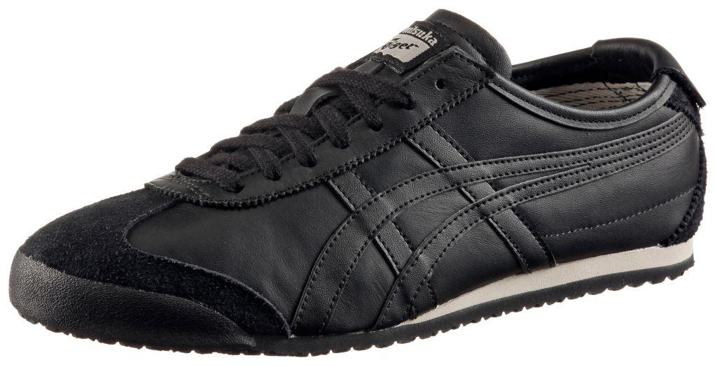 Mexico 66 Sneaker in schwarz, Größe 44