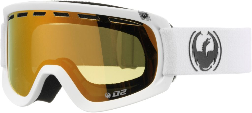 Skibrille mehrfarbig