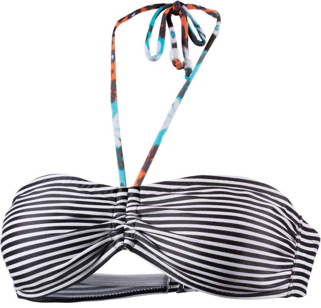 Maui Wowie Bandeau-OT Bikini Oberteil Damen
