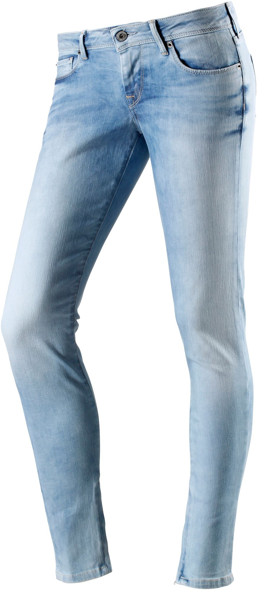 Pepe Jeans Cher Skinny Fit Jeans Damen von SportScheck  in black - Schwarz für 44,95€