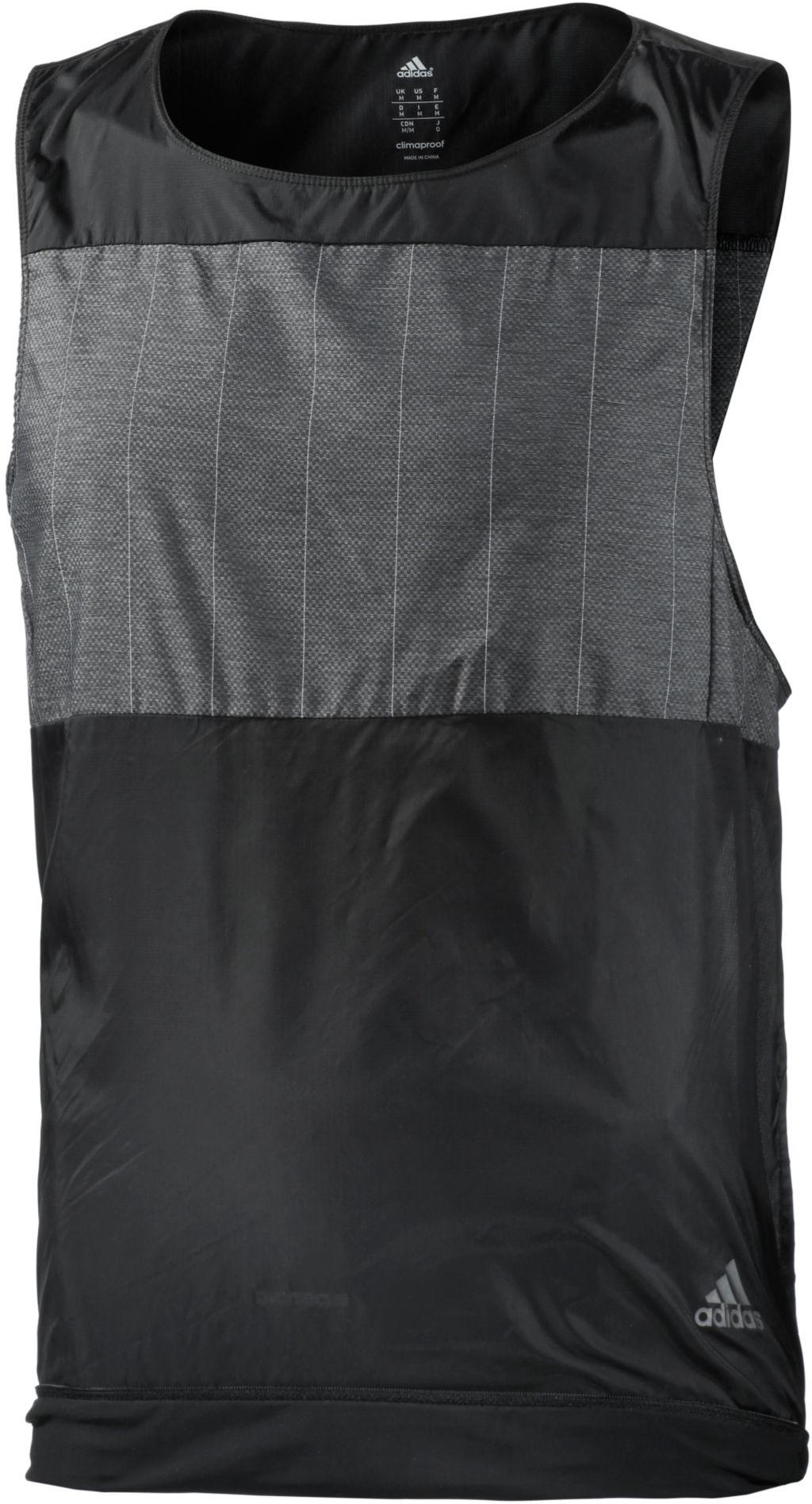Adidas SUPERNOVA Laufweste Herren in schwarz, Größe L