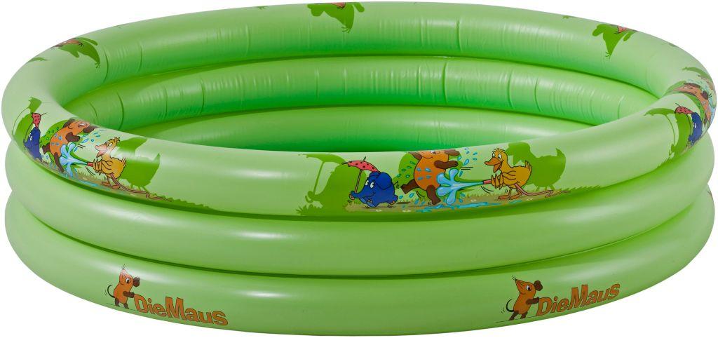 Pool 100cm Planschbecken Kinder in grün