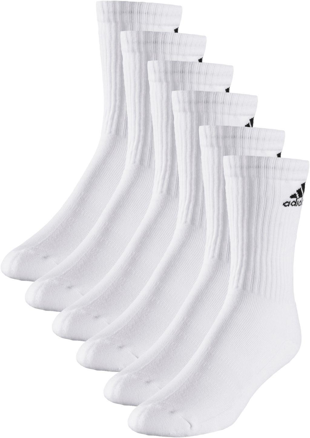 Socken Pack in weiß, Größe 35-38