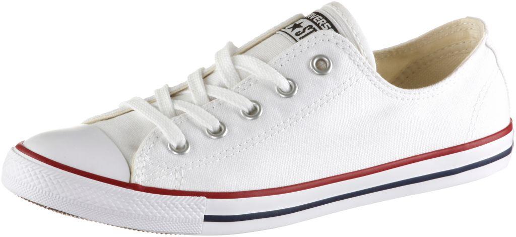 Chuck Taylor All Star Dainty Sneaker Damen in weiß, Größe 41