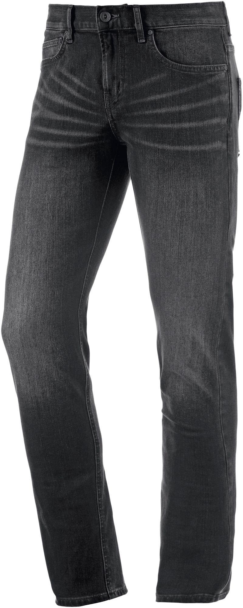 Alessandro Straight Fit Jeans Herren mehrfarbig, Größe 34 / 32