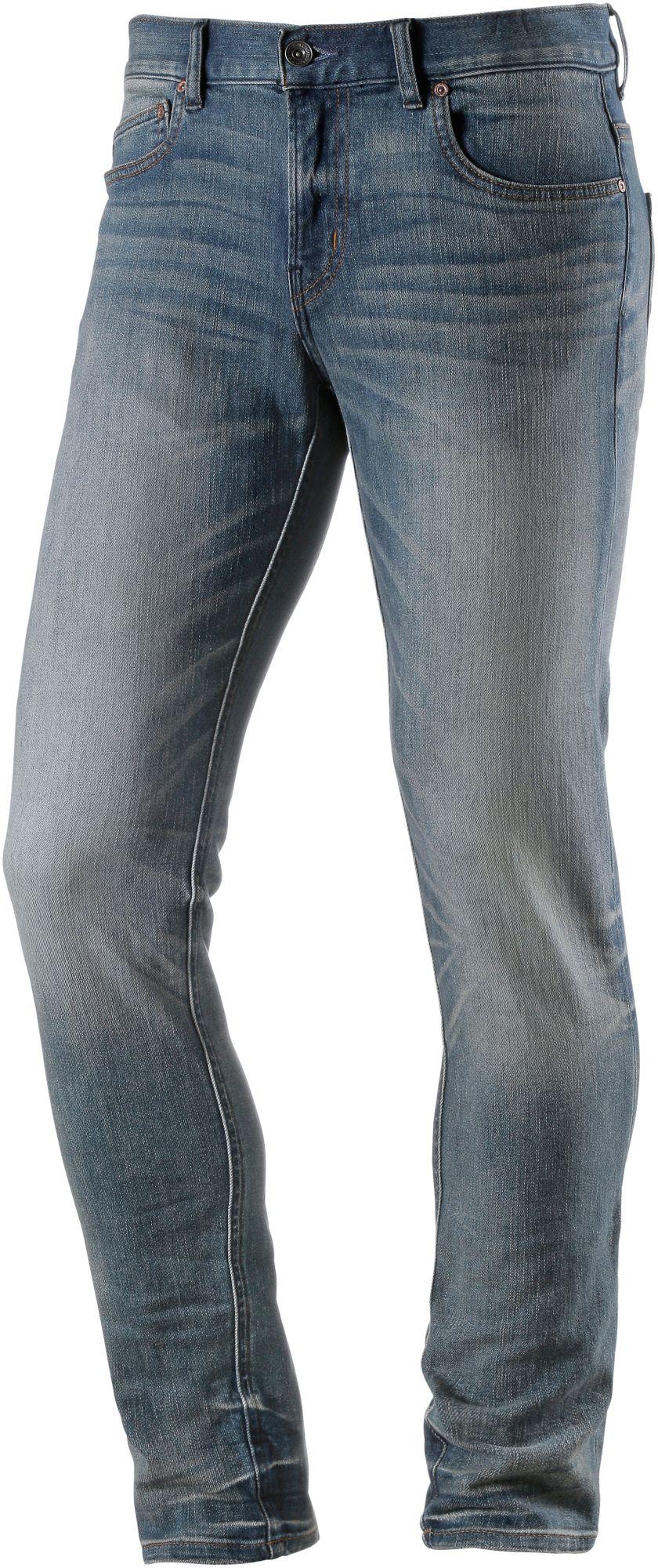 Alessandro Slim Fit Jeans Herren mehrfarbig, Größe 32 / 32