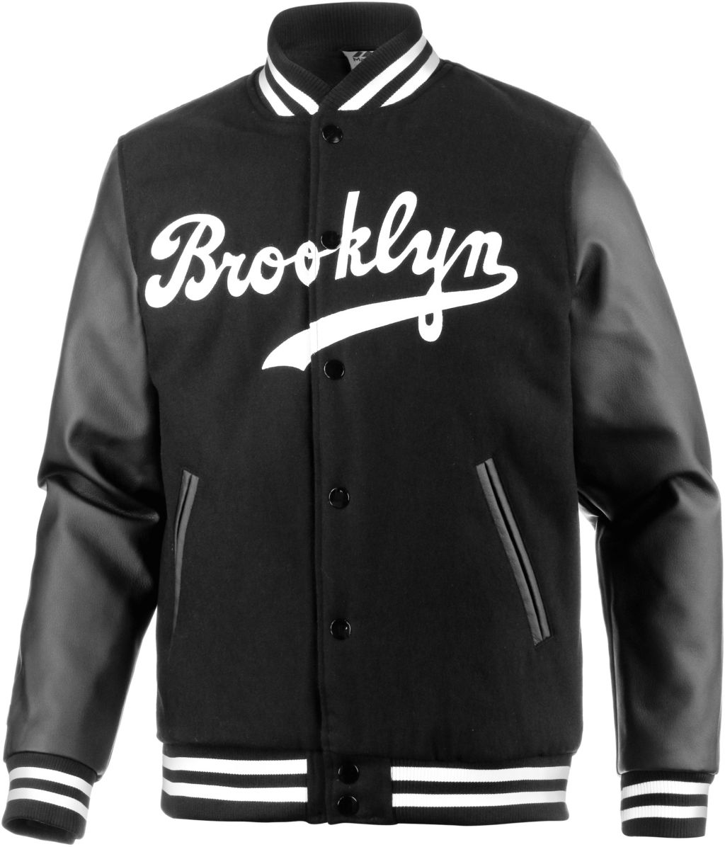 Majestic Athletic Brooklyn Dodgers Collegejacke Herren