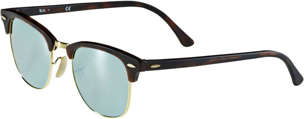 RAY-BAN Sonnebrille Clubmaster 114530 Sonnenbrille
