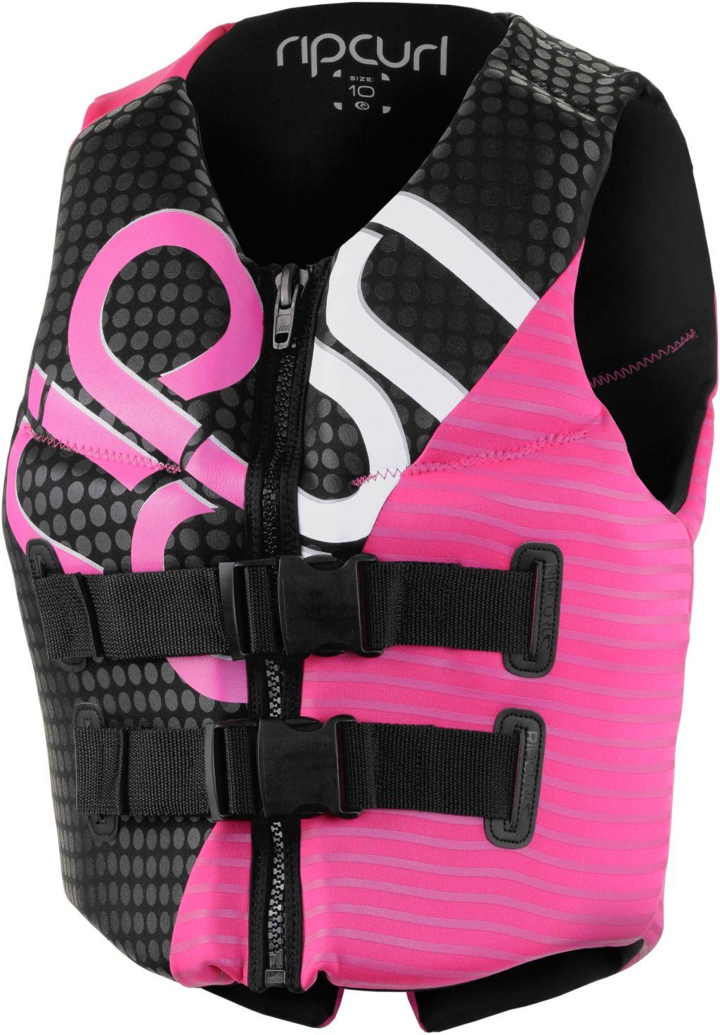 Bild Rip Curl Dawn Patrol Vest - Pink Rettungsweste Damen