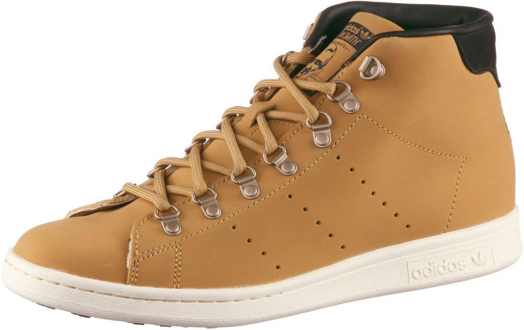 Stan Smith Winter Sneaker Herren in braun, Größe 42 2/3