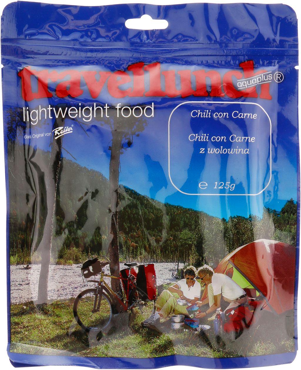 Bild Travellunch Chili Con Carne Trekkingnahrung