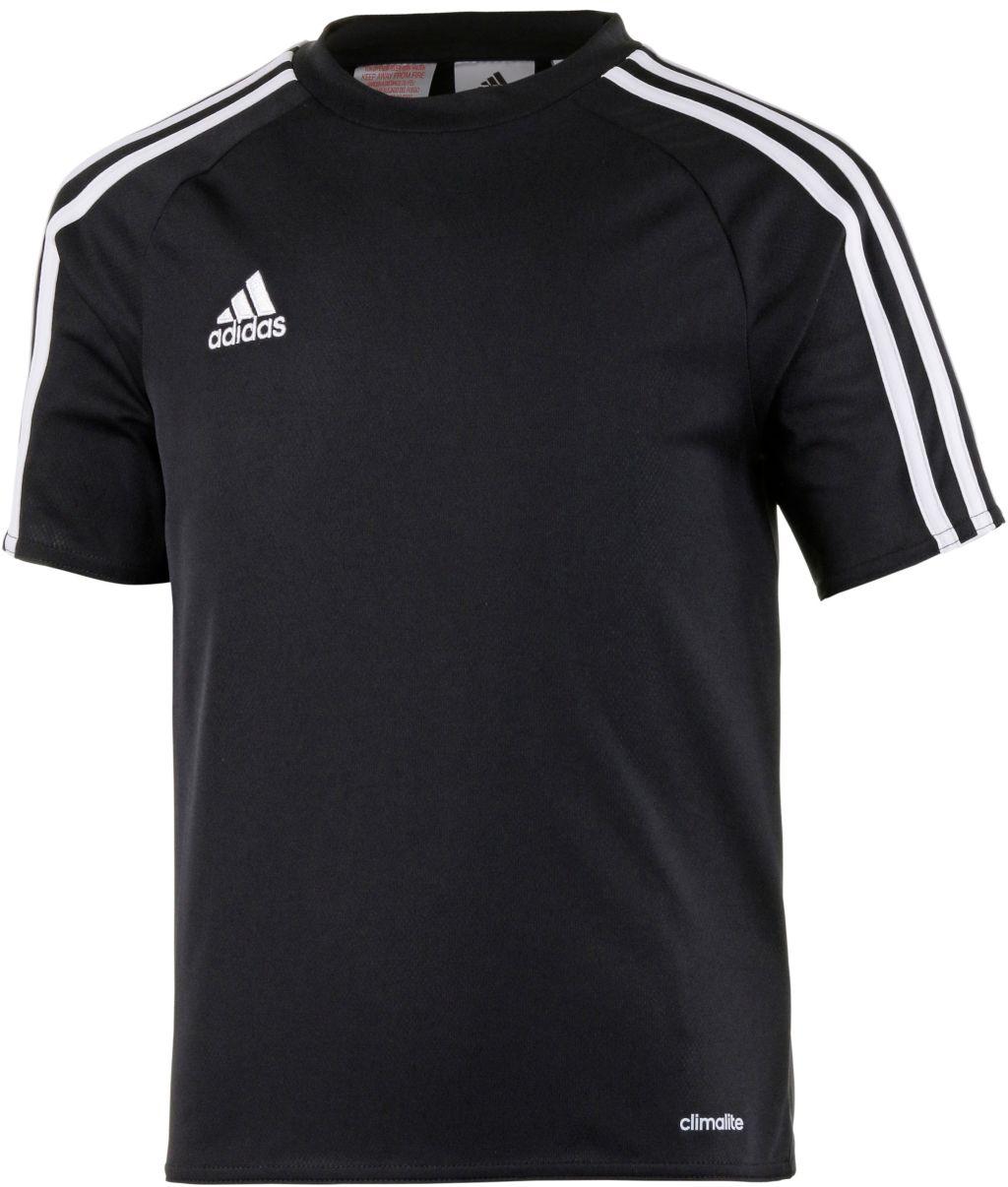 Fußballtrikot Kinder in schwarz, Größe 164