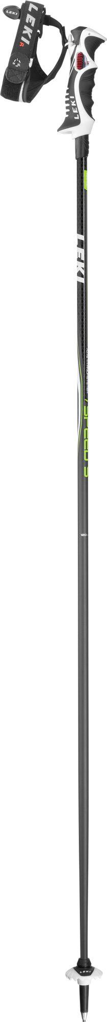 Speed S Alpinskistock mehrfarbig, Größe 120