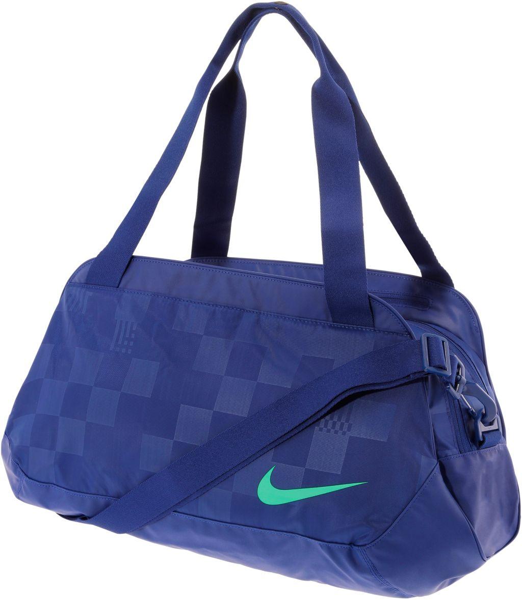 Sporttasche Damen in blau, Größe M