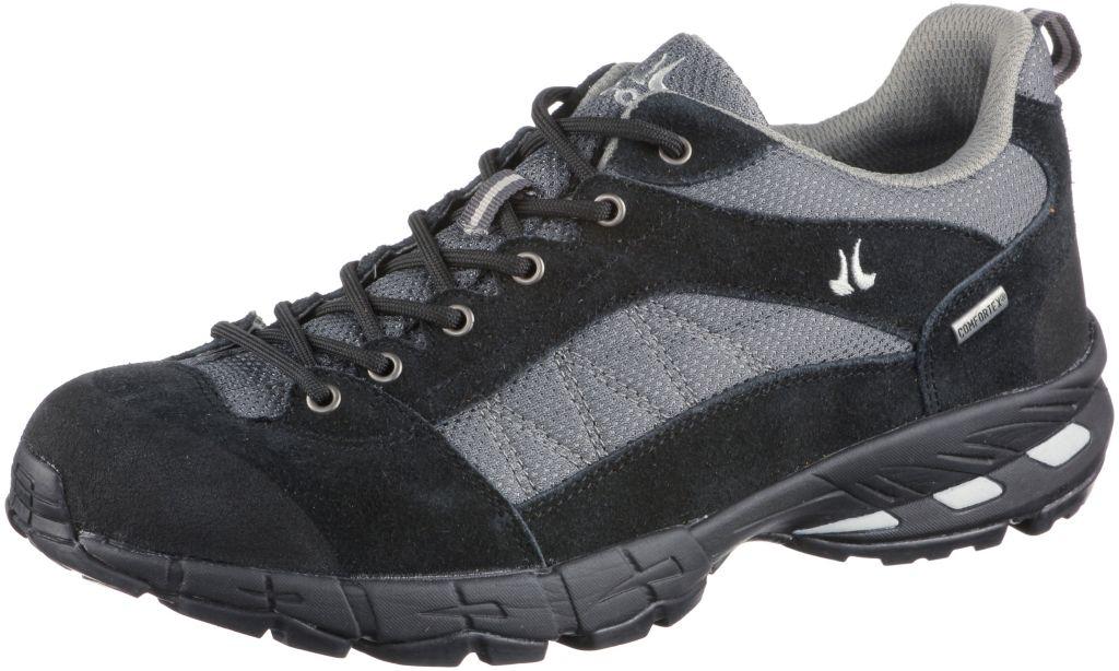 Gomera Wanderschuhe in schwarz, Größe 45