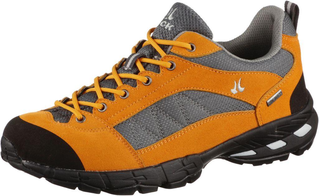 Gomera Wanderschuhe in orange, Größe 43