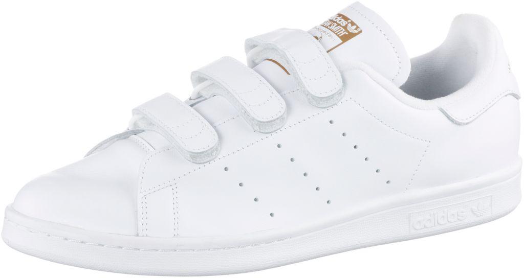 Stan Smith CF Sneaker in weiß, Größe 45 1/3
