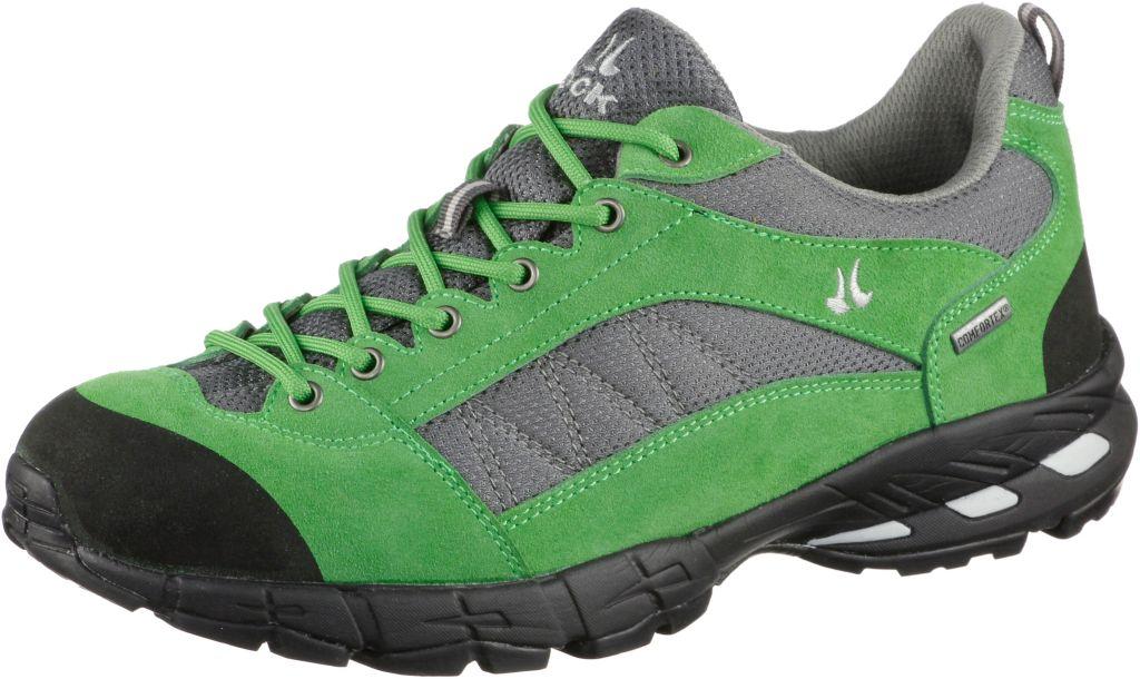 Gomera Wanderschuhe in grün, Größe 46