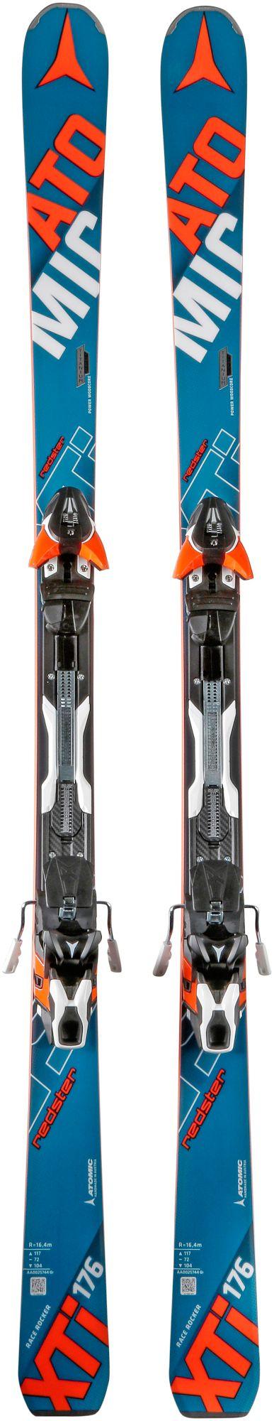 Redster XTI Race Carver mehrfarbig, Größe 176