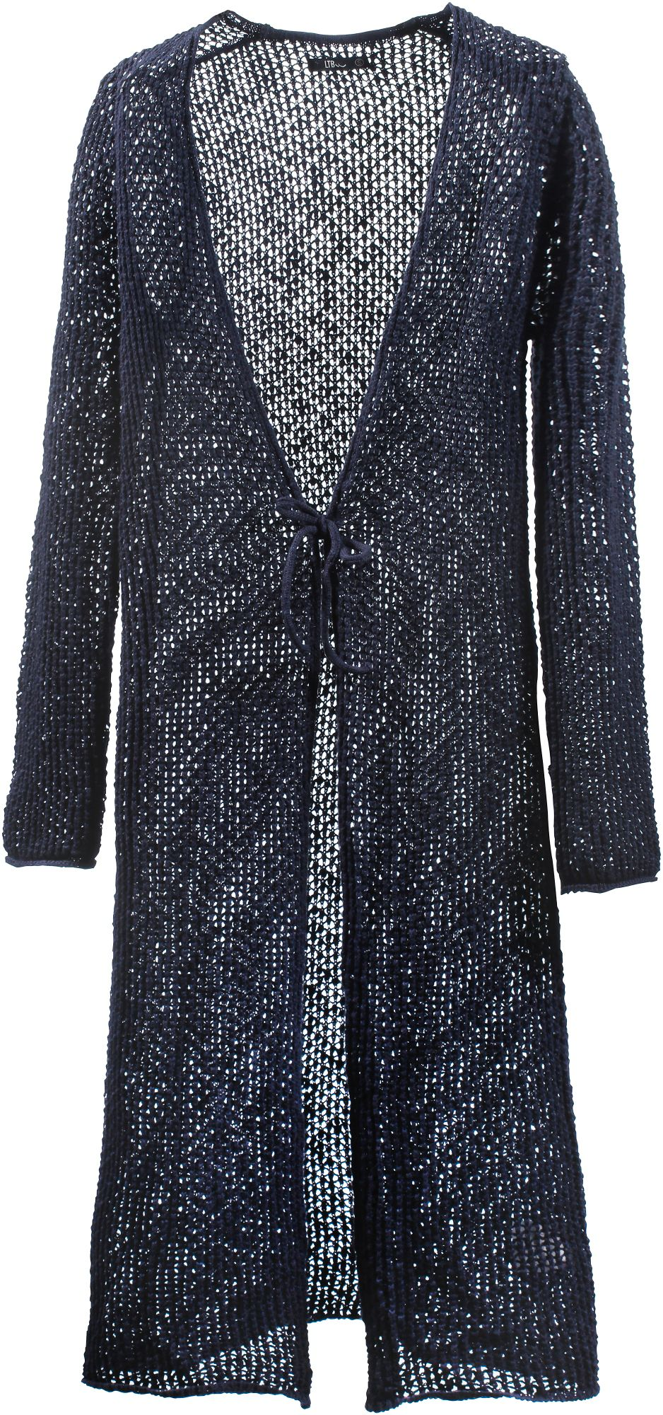 LTB Strickjacke Damen in blau, Größe L