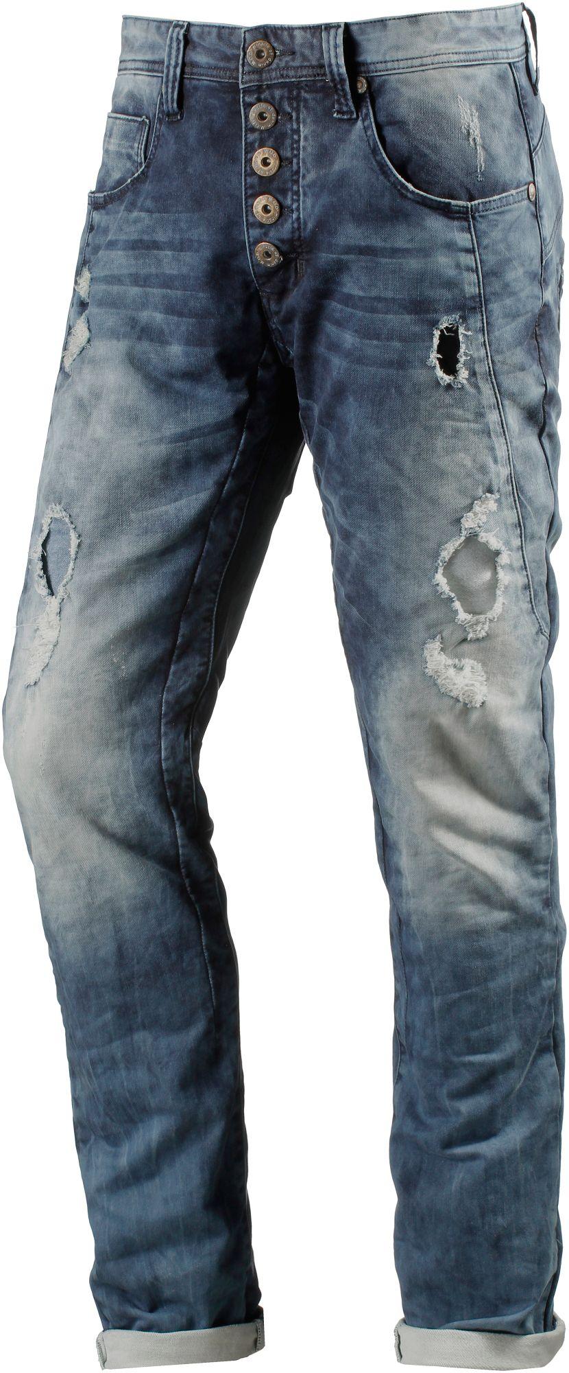 Wesley Anti Fit Jeans Herren in blau, Größe 33 / 32
