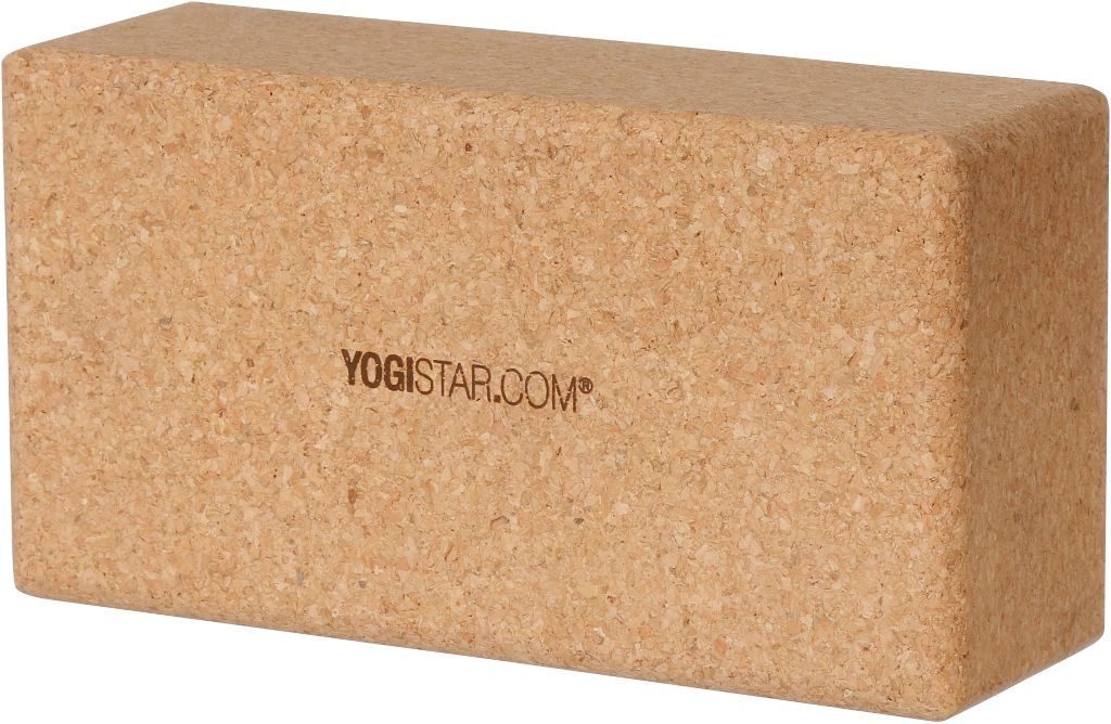 Yoga Block in kork