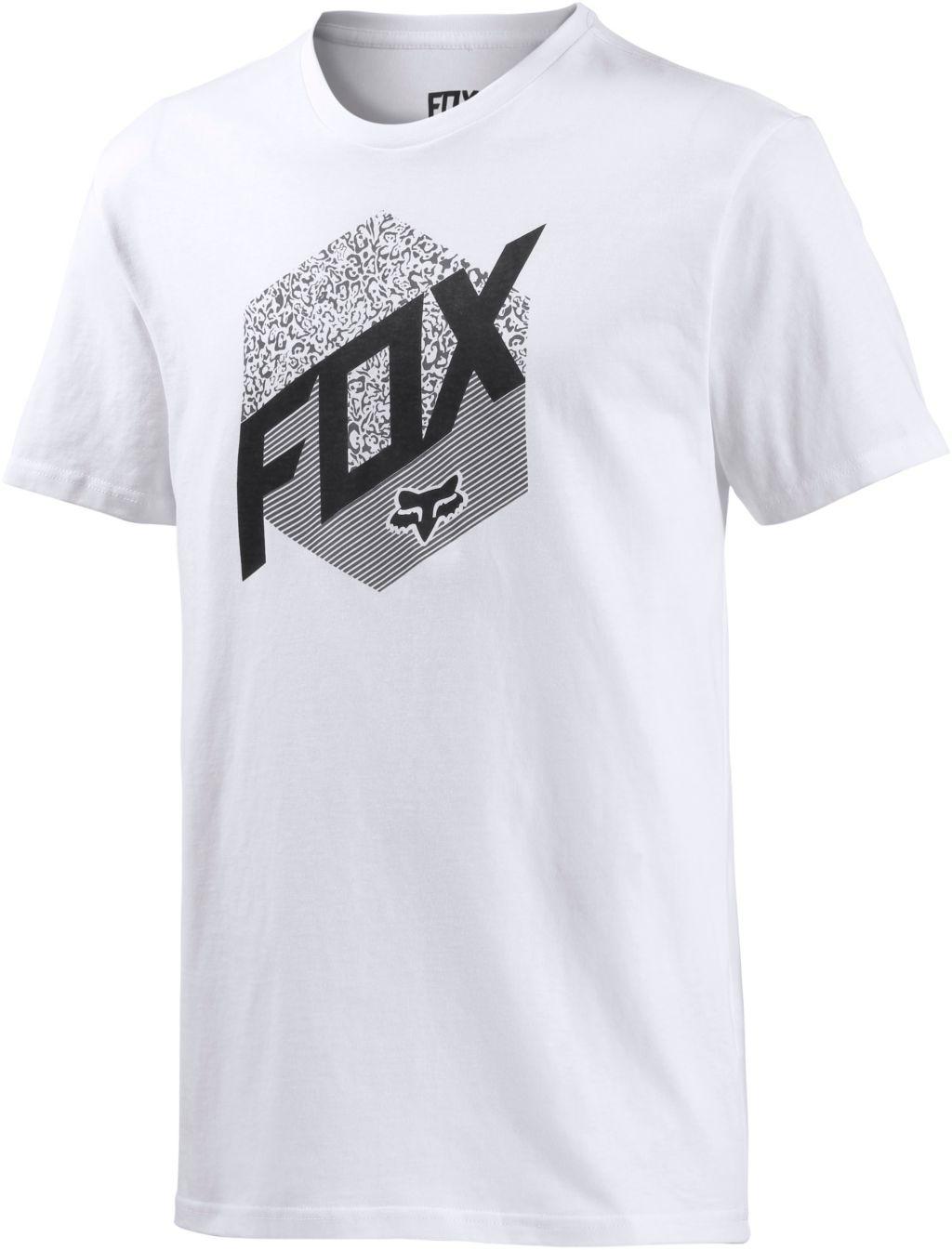 Kast Printshirt Herren in weiß, Größe S