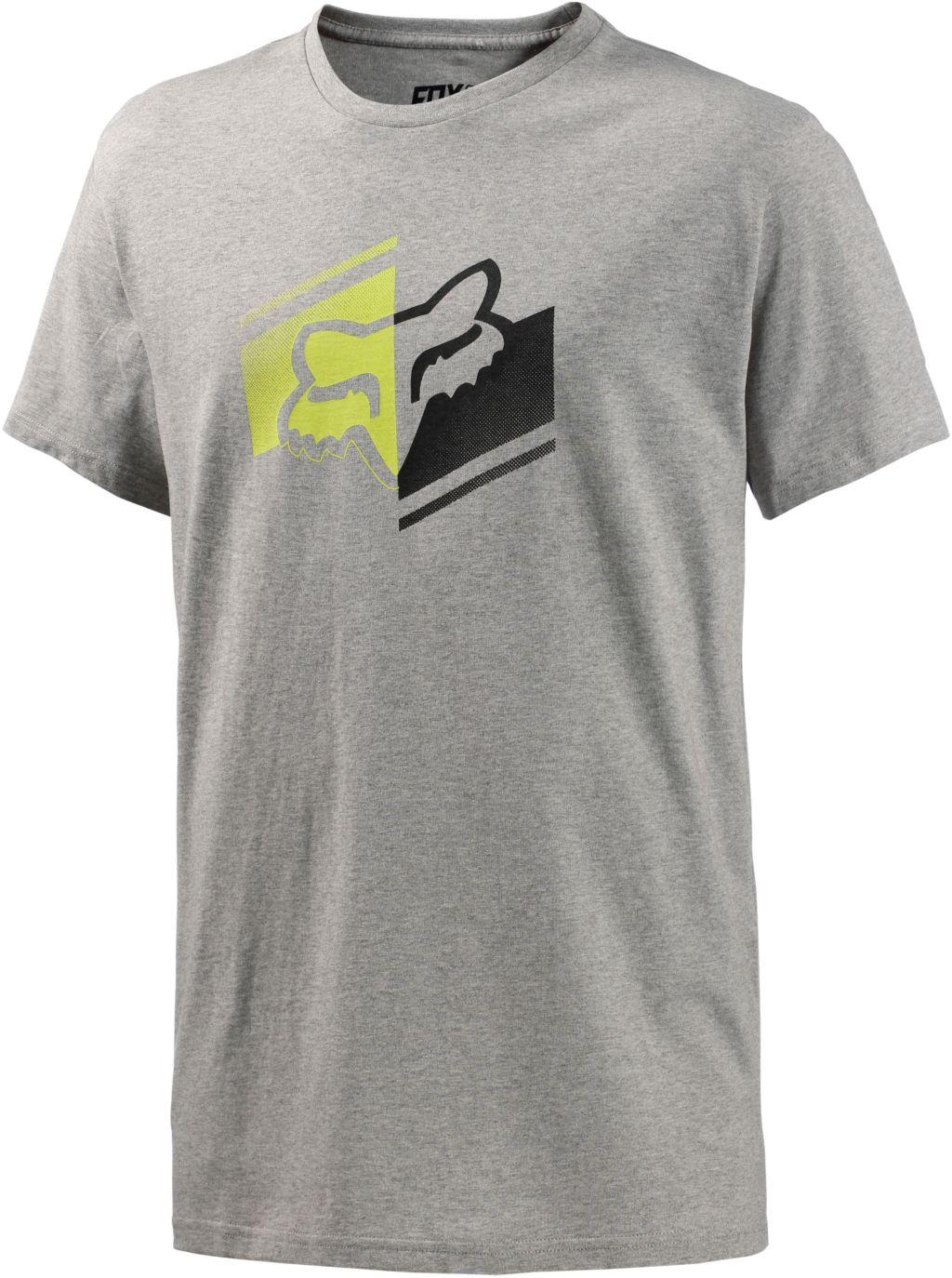 Boot Sector Printshirt Herren in grau, Größe S