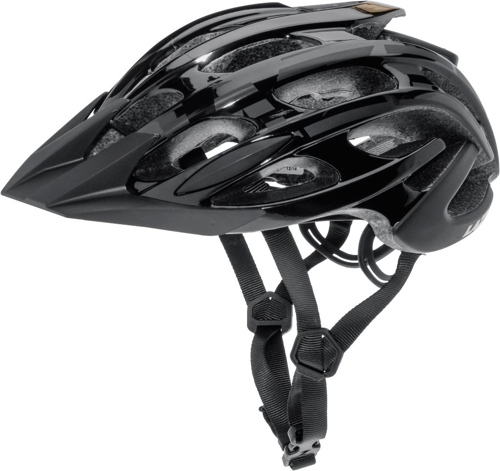 Helm Magma Fahrradhelm in schwarz, Größe 55-59