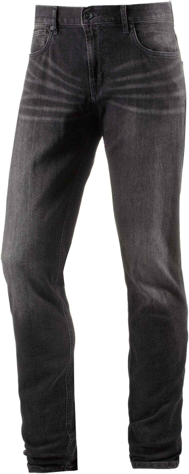 Alessandro Straight Fit Jeans Herren mehrfarbig, Größe 34 / 34