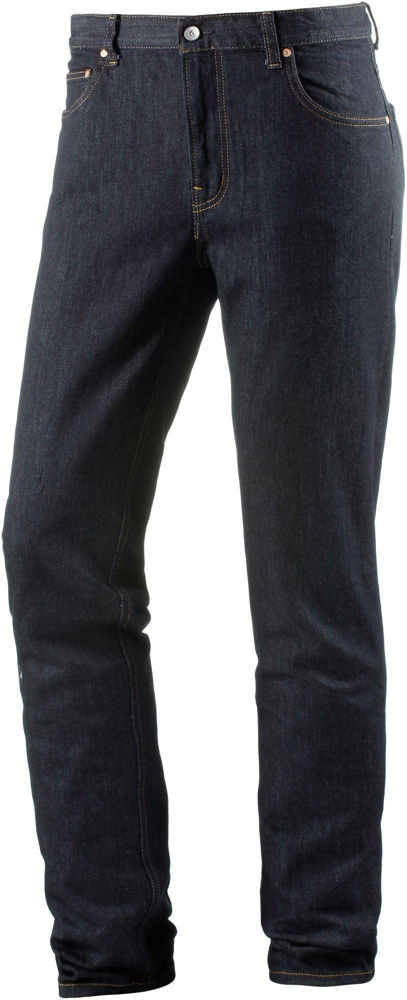 Eddy Slim Fit Jeans Herren in blau, Größe 36 / 34