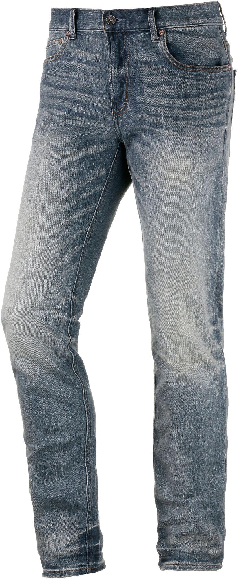 Alessandro Slim Fit Jeans Herren mehrfarbig, Größe 36 / 34