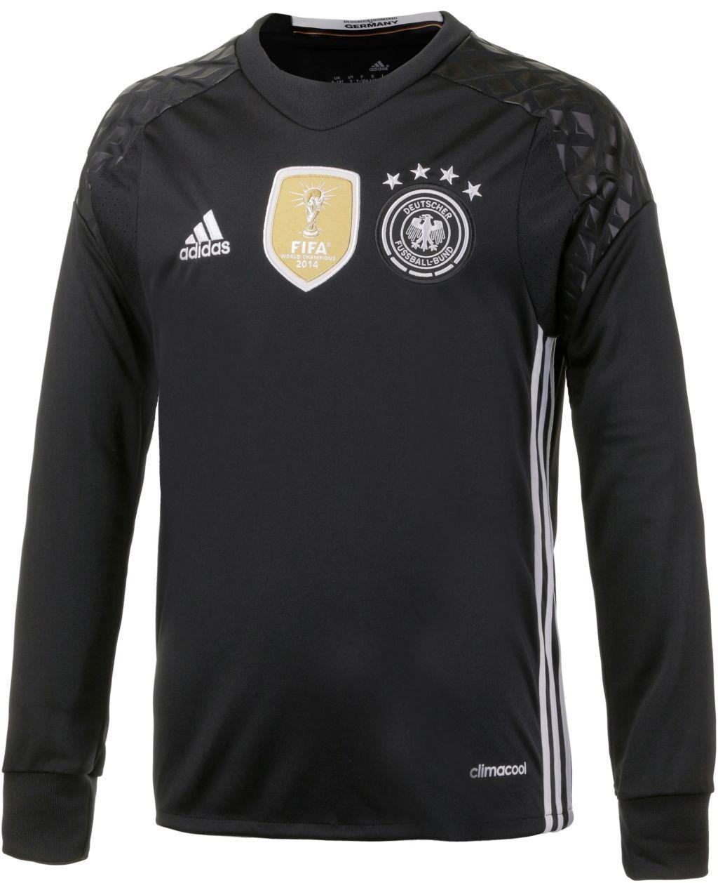 Bild adidas DFB EM 2016 Torwarttrikot Kinder