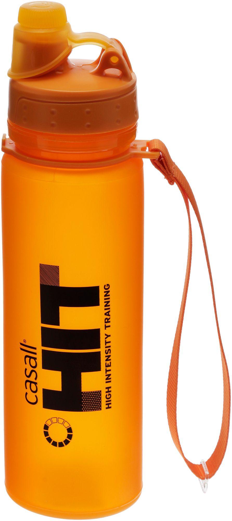 Trinkflasche in orange