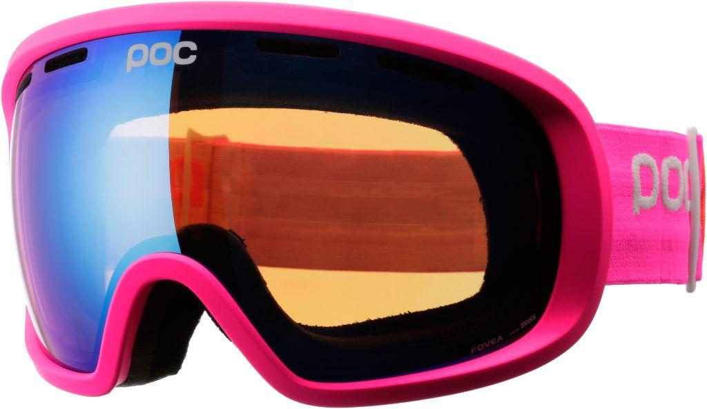 Fovea Skibrille in Fluorescent pink