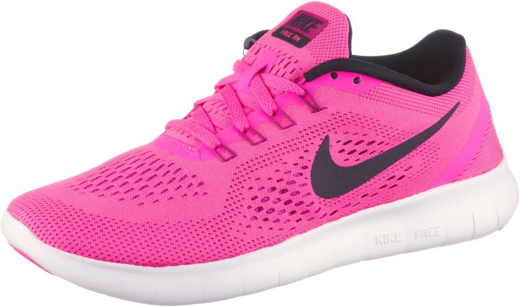 Free Run Laufschuhe Damen in rosa, Größe 41