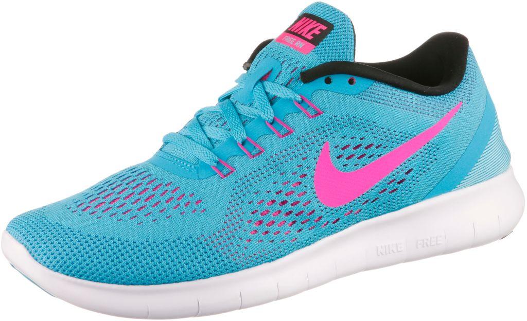 Free Run Laufschuhe Damen in blau, Größe 38
