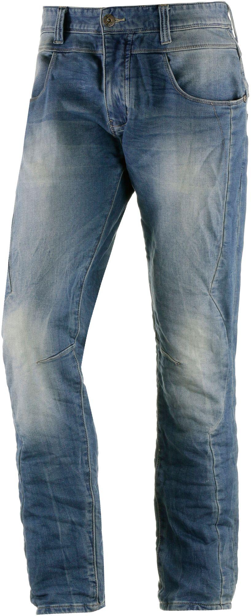 Thorsten Straight Fit Jeans Herren in blau, Größe 31 / 32