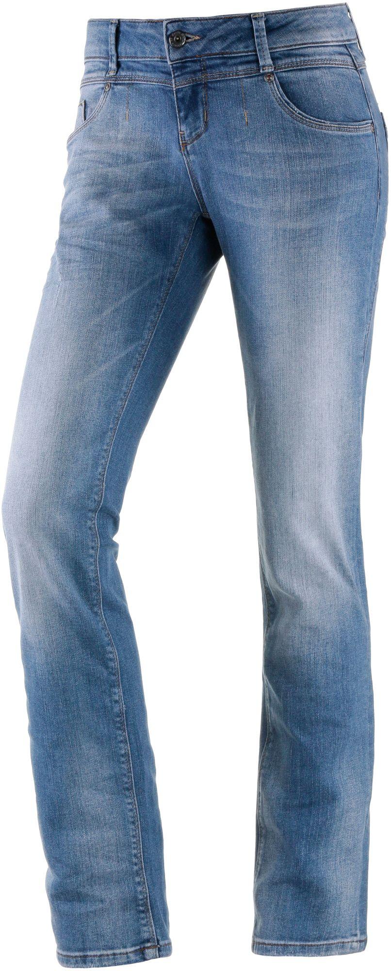 Rea Straight Fit Jeans Damen in blau, Größe 27 / 32