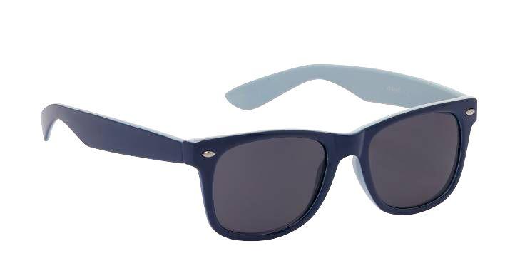 Sonnenbrille Herren in blau