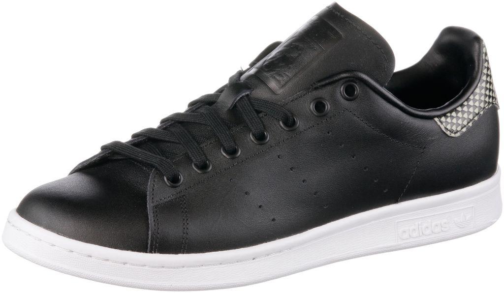 Stan Smith Sneaker Herren in schwarz, Größe 42 2/3