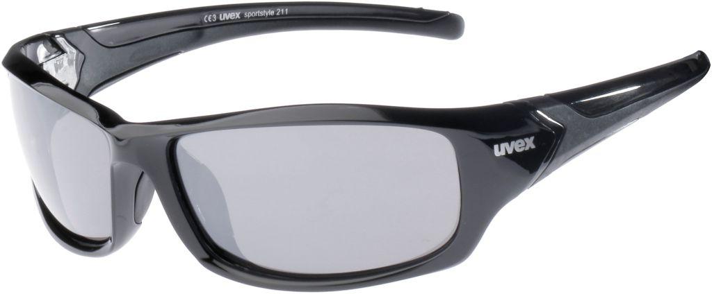 Sportstyle 211 Sonnenbrille in schwarz