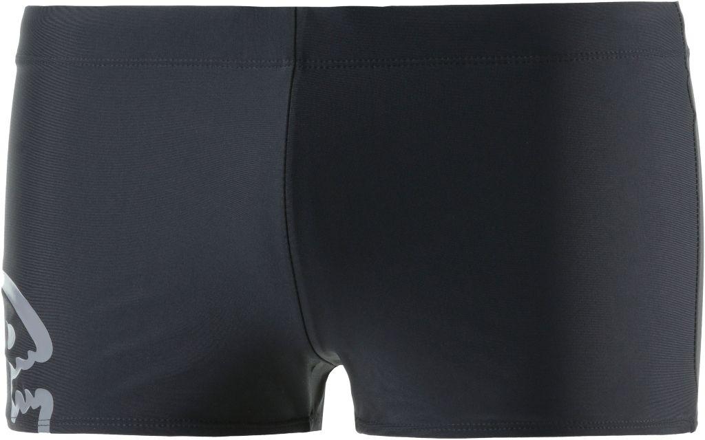 Kastenbadehose Herren in schwarz, Größe S