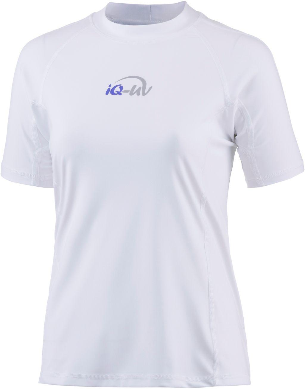 Surf Shirt Damen in weiß, Größe M