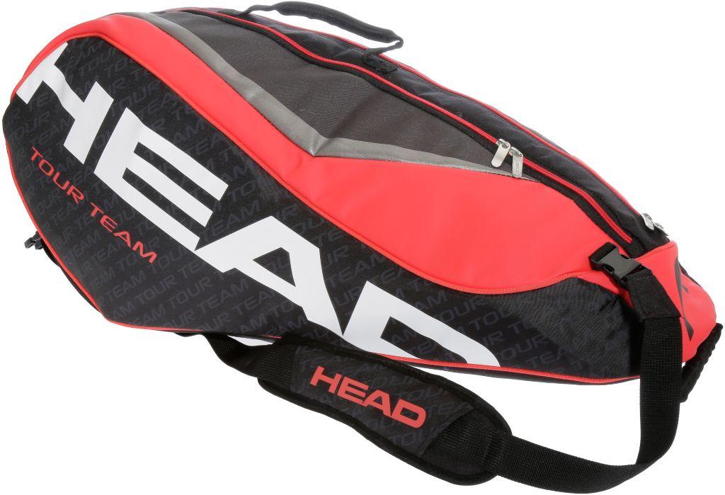 Tour Team 6R Combi Tennistasche mehrfarbig