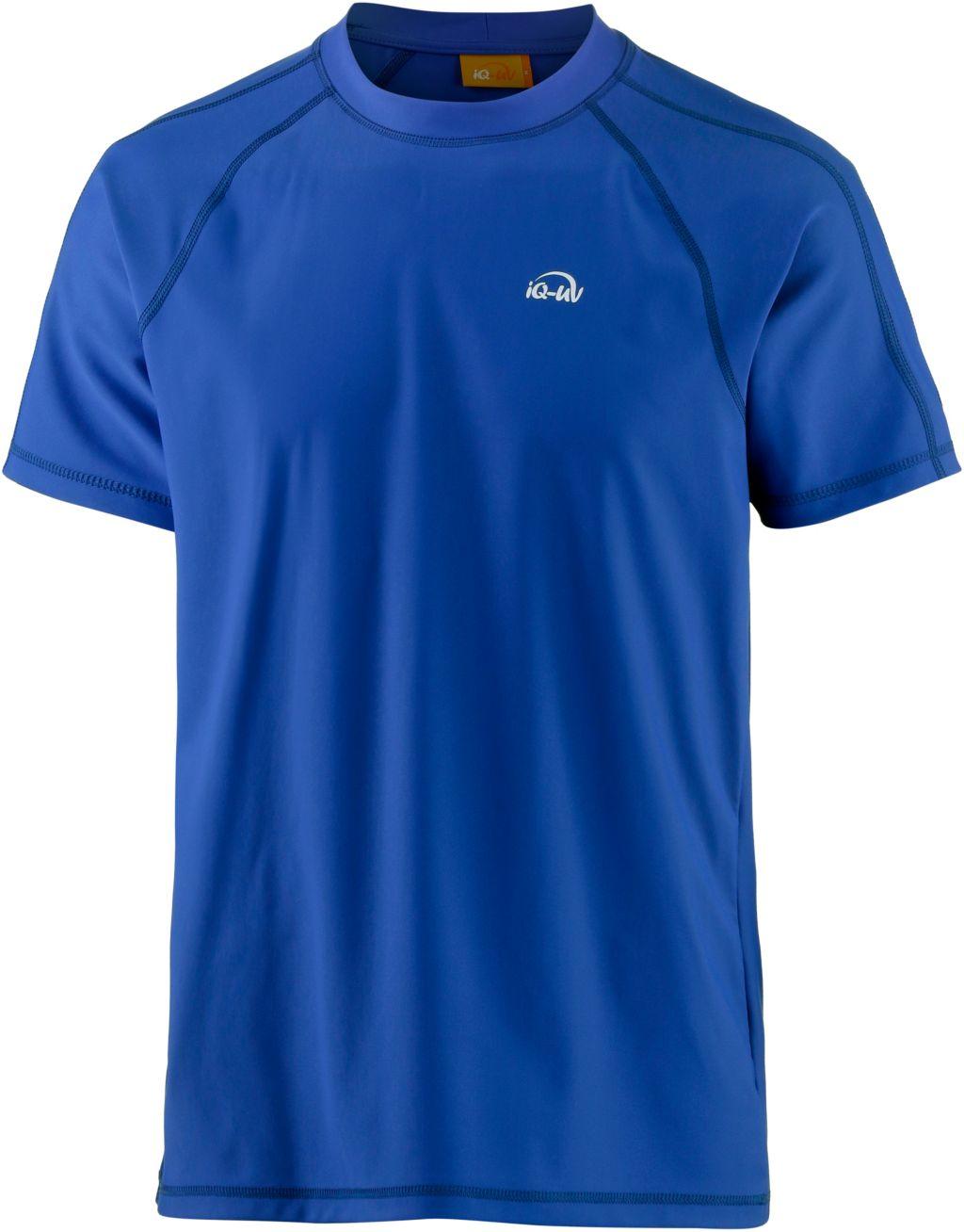 Surf Shirt Herren in blau, Größe S