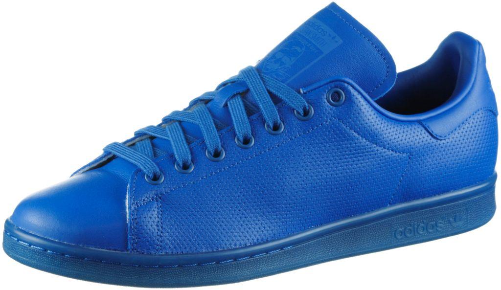 Stan Smith Sneaker in blau, Größe 43 1/3